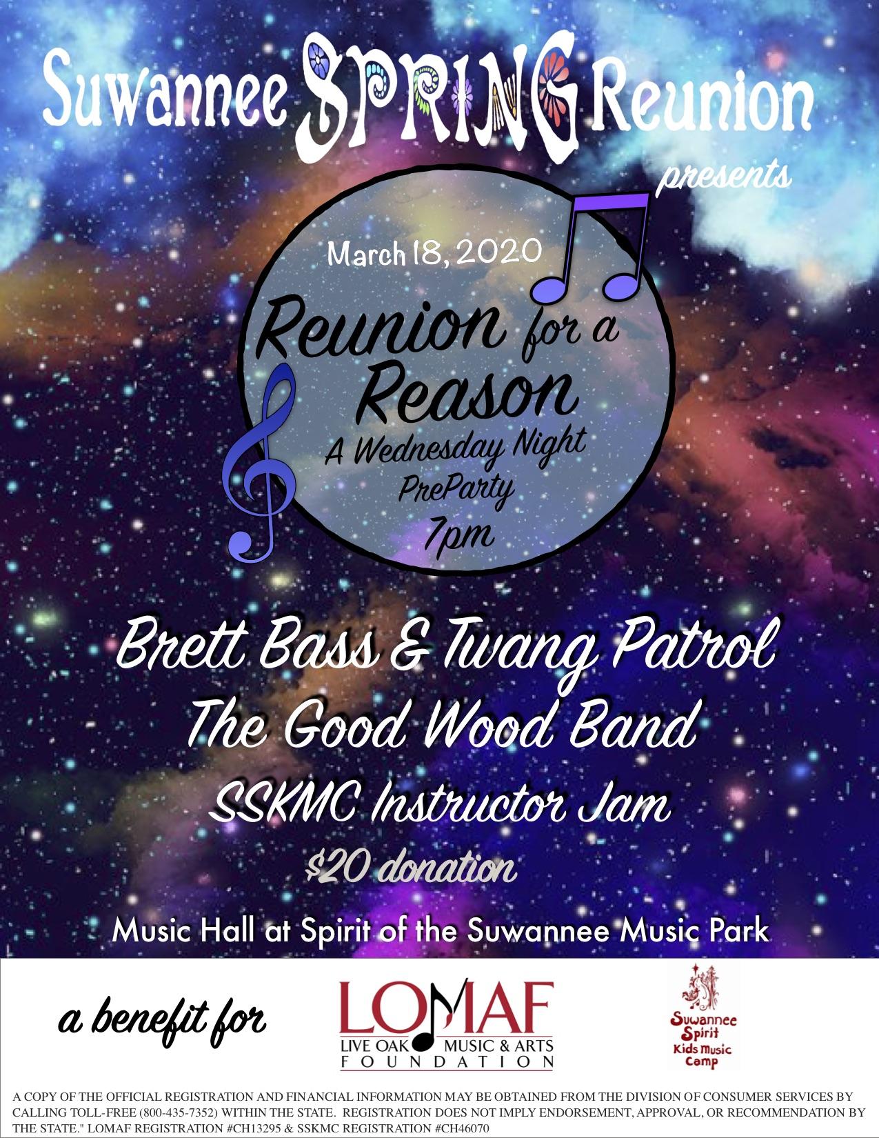 Spirit Of The Suwannee Christmas 2020 Suwannee Spring Reunion™   Live Oak, FL